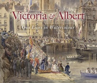 Carly Collier - Victoria & Albert: Our lives in watercolour.
