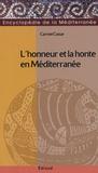 Carmel Cassar - L'honneur et la honte en Méditerranée.