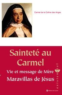 Goodtastepolice.fr Sainteté au Carmel - Vie et message de Mère Maravillas de Jésus Image