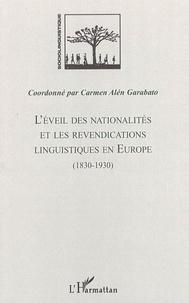Carmen Alén Garabato - L'éveil des nationalités et les revendications linguistiques en Europe.