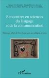 Carmen Alén Garabato et Ksenija Djordjevic Léonard - Rencontres en sciences du langage et de la communication - Mélanges offerts à Henri Boyer par ses collègues et amis.