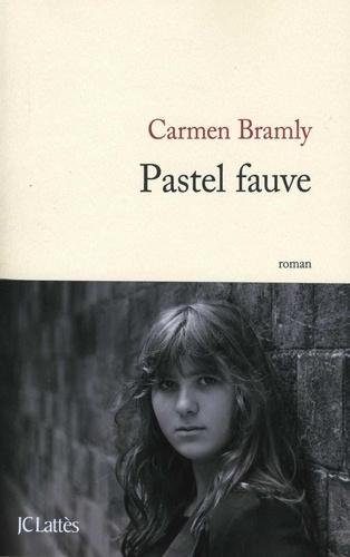 Carmen Bramly - Pastel fauve.