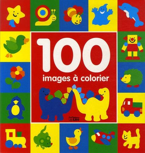Carmen Busquets et Jordi Busquets - 100 images à colorier.