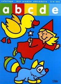 Carmen Busquets - Coloriage 3-6 ans - Fée.