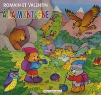 Carmen Busquets - Romain et Valentin à la montagne.
