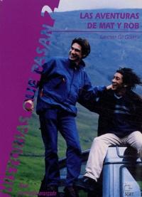 Deedr.fr Las aventuras de Mat y Rob - Nivel intermedio-avanzado Image