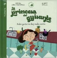 Carmen López-Manterola et Albert Pinilla - La princesa del guisante - Sobre gustos no hay nada escrito.