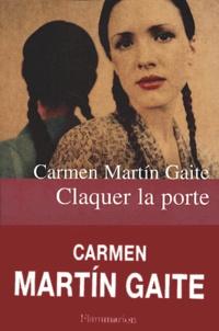 Carmen Martin Gaite - .
