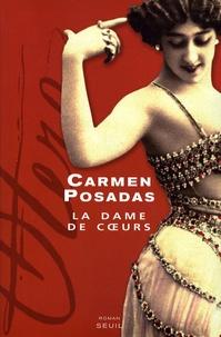 Carmen Posadas - La dame de coeurs.