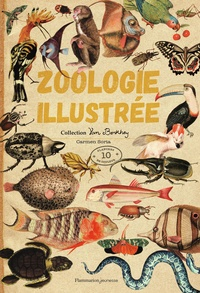 Zoologie illustrée- Collection Van Berkhey - Carmen Soria   Showmesound.org