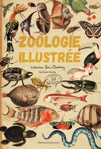 Carmen Soria - Zoologie illustrée - Collection Van Berkhey.