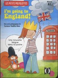 Carmen Vadillo Ruiz - I'm going to England! - Niveau A1.