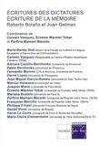 Carmen Vasquez et Ernesto Mächler Tobar - Ecritures des dictatures, écriture de la mémoire - Roberto Bolaño et Juan Gelman.