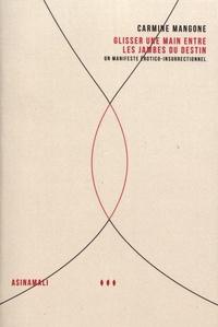 Carmine Mangone - Glisser une main entre les jambes du destin - Un manifeste érotico-insurrectionnel.