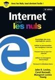 Carol Baroudi et John R. Levine - POCHE NULS  : Internet 18e édition couleurs Poche Pour les Nuls.