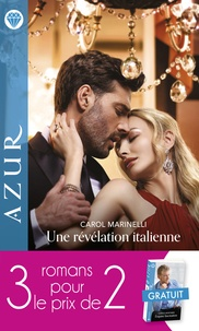 Carol Marinelli et Liz Fielding - Pack 3 pour 2 Azur - Mai 2021.