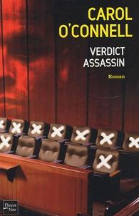 Carol O'Connell - Verdict assassin.