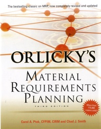 Ucareoutplacement.be Orlicky's Material Requirements Planning Image