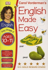 Carol Vorderman - English made easy - Ages 10-11 Key stage 2.