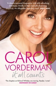 Carol Vorderman - It All Counts.