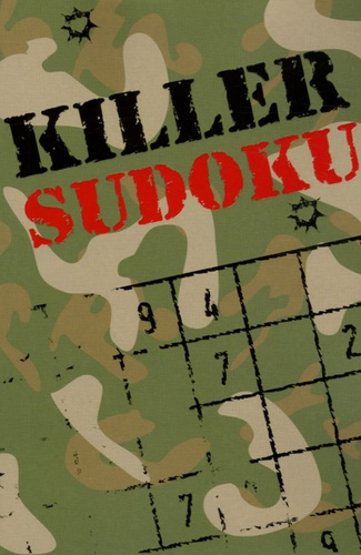Carol Vorderman - Killer Sudoku - Joueurs experts.