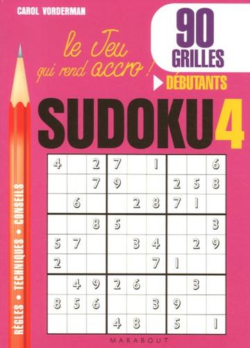 Carol Vorderman - Sudoku 4 - Joueurs débutants.