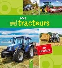 Carola von Kessel - Mes tracteurs.