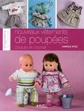 Carole Atzu - Nouveaux vêtements de poupées - Couture et crochet.