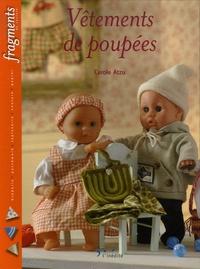Carole Atzu - Vêtements de poupées.
