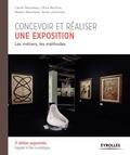 Carole Benaiteau et Marion Benaiteau - Concevoir et réaliser une exposition - Les métiers, les méthodes.