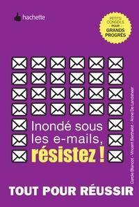 Carole Blancot et Vincent Berthelot - Inondé sous les e-mails, résistez !.