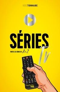 Carole Cian et Fabien Bulete - Geektionnaire des séries télé.
