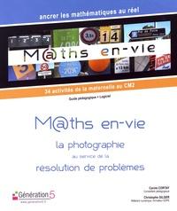 Carole Cortay et Christophe Gilger - Maths en-vie - 34 activités de la maternelle au CM2. 1 Cédérom