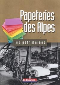 Carole Darnault - Papeteries des Alpes.