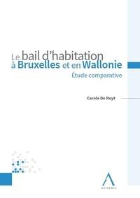Le bail dhabitation à Bruxelles et en Wallonie - Etude comparative.pdf