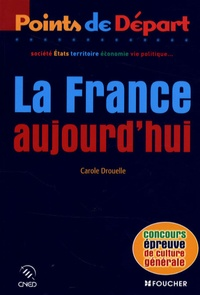 Carole Drouelle - La France aujourd'hui.