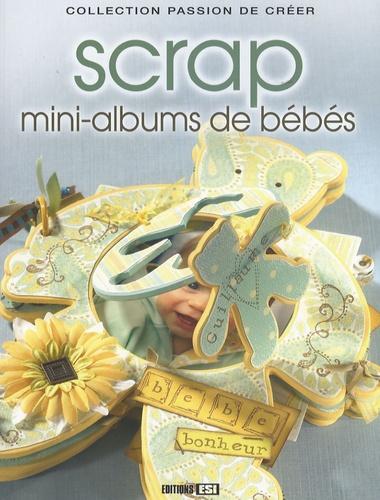 Carole Eugene et Nathalie Toussaint - Scrap mini-albums.