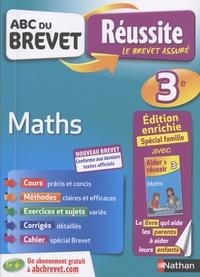 Carole Feugère et Gilles Mora - Mathématiques 3e.