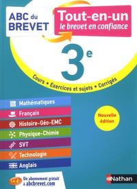 Carole Feugère et Gilles Mora - Tout-en-un 3e Toutes les matières.