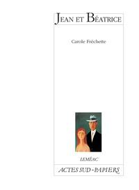 Carole Fréchette - .