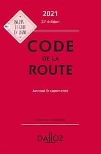Carole Gayet et Céline Vivien - Code de la route - Annoté et commenté.