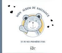 Histoiresdenlire.be Mon album de naissance et de mes premières fois - Garçon Image
