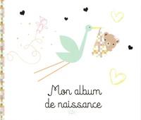 Carole Guermonprez - Mon album de naissance - Fille.