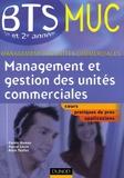 Carole Hamon et Pascal Lézin - Management et gestion des unités commerciales.