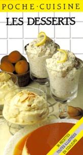 Carole Handslip - Les Desserts.