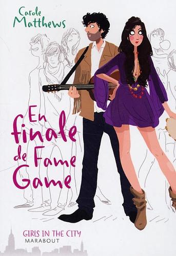 Carole Mattews - En finale de Fame Game.