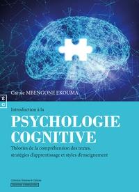 Carole Mbengone Ekouma - Introduction à la psychologie cognitive.