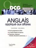 Carole Mulliez et Sylvie Watkins - Anglais appliqué aux affaires DCG 12.