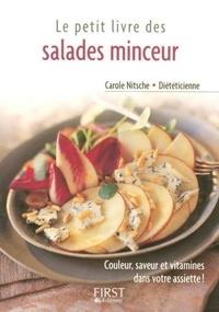 Carole Nitsche - Salades minceur.