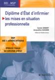 Carole Siebert et Jacqueline Gassier - Diplôme d'Etat d'infirmier - Les mises en situation professionnelle (MSP).
